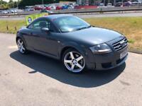 2005 Audi TT Coupe 3.2 V6 DSG Quattro - New MOT - Only 76000 Miles
