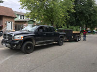 Aarons JUNK REMOVAL SERVICE . Brampton/ miss and GTA4164343647