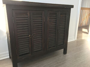 Best offer-solid wood hutch