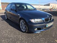 BMW 325 sport trade in to clear