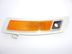 BMW X5 2009-2013 Side Marker Light Front Right 63147274434