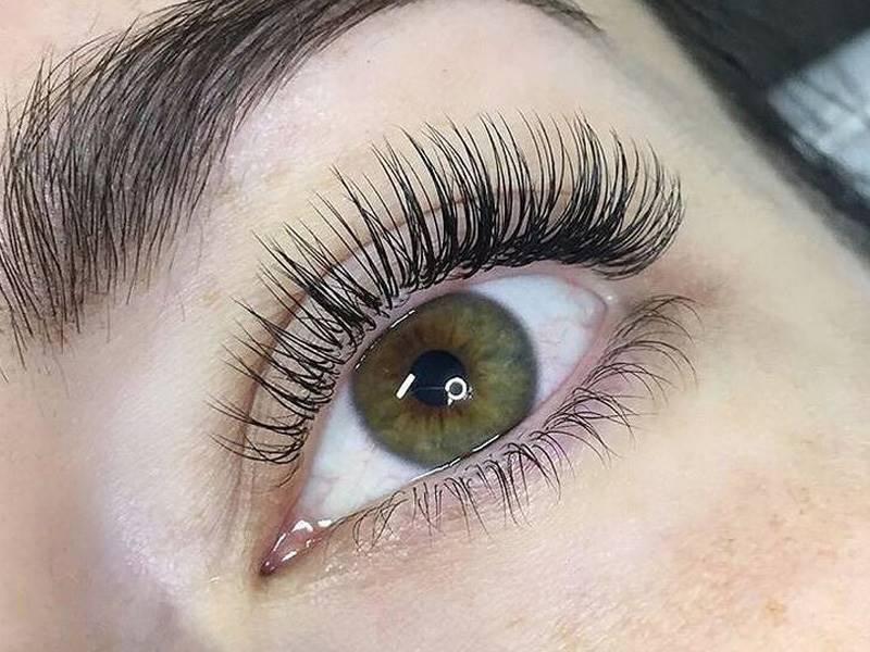 Classic Eyelash Extensions Or Russian Volume Eyelash Extensions