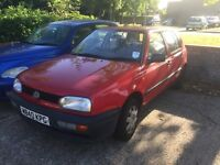 VW golf 1.4 full mot