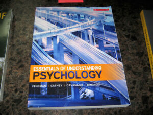 Essentials of Understanding Psychology 5th Edition Fifth