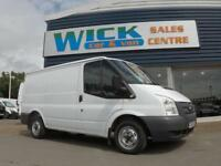 2013 Ford TRANSIT 100PS 260 LR SWB VAN *F/S/H* Manual Medium Van