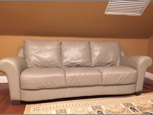 Sofa, love-seat and Ottoman for sale
