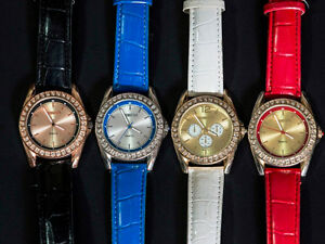 Various ladies fashion Watches