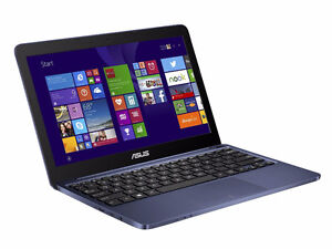 Asus X205 11.6in Windows 10 Laptop