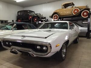 Plymouth Road  Runner, 1971