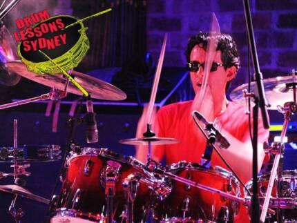 Drum Lessons Sydney (Caringbah)