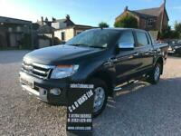 2015 Ford Ranger 4X4 Pick Up 3.2 TDCi 4WD Limited 6 Speed Manual Gearbox. NO VAT