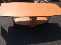 Coffee Table- tv stand- sofa- 25$ each
