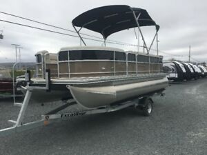 2018 South Bay 220C 60HP PONTOON **ON SPECIAL**