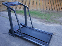Pro Form Space Saver Treadmil