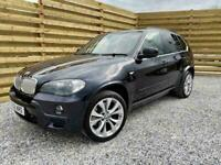 2008 BMW X5 sd M Sport - Twin Turbo Sd Model - Navigation - Tv - Xenons - Towbar