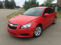 2014 Chevrolet Cruze VERY NICE AND CLEAN Sedan