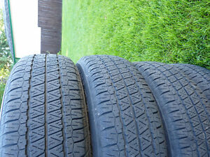4 tires 185-70-14 for sale 90$