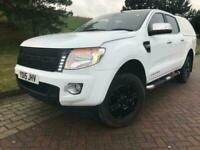 DEPOSIT TAKEN 2015 15 Ford Ranger 2.2TDCi ( 150PS ) 4x4 auto Double Cab Limited