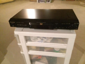 Panasonic DVD, CD Player with Remote
