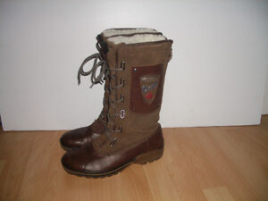 """"""""""" PAJAR """""""" winter boots -- excellent condition --- size 11 US"""