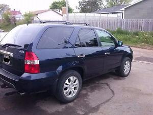 AMAZING OFFER !!!!!! 1000$  2003 Acura MDX SUV $800 OBO