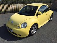 2002 02 VOLKSWAGEN BEETLE 2.0 SPECIAL EDITION - 2 OWNERS - LOVELY CAR!