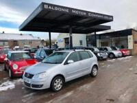 2006 Volkswagen Polo 1.4 S 5dr