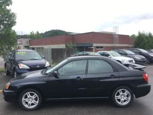 Subaru Impreza 4dr Sdn 2.5 RS 2005