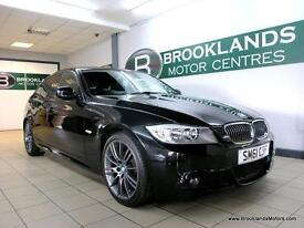 BMW 3 SERIES 2.0 318i SPORT PLUS EDITION [2X BMW SERVICES, LEATHER, HEATED SEATS