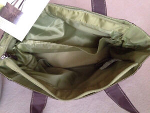 Babyboom carry all tote diaper bag West Island Greater Montréal image 2