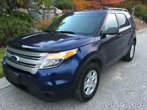2011 Ford Explorer Base SUV, Crossover - Great Value!