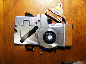 Toshiba Satellite M40/M45 CPU Cooling Fan and Heatsink
