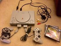 PlayStation one mint condition