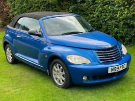 image for 2006 PT Cruiser Blue  Auto Convertible Only 51000 Miles March 22 MOT Rare Car