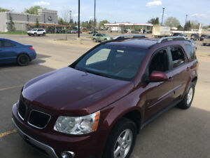 2007 Pontiac Torrent SUV, Crossover - Low Km