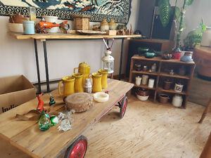 POTTERY, ANTIQUES, VINTAGE COLLECTABLES!