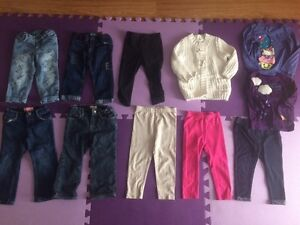 """2T"" clothing lot"