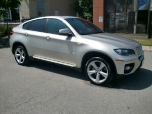 2010 BMW X6 5.0 TWIN TURBO X-DRIVE NAVIGATION SUV, Crossover