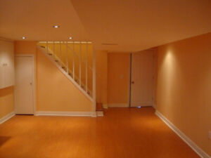 2 ROOMS FOR RENT IN BASEMENT (near UTSC and Centennial College)