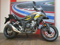 Honda CB500X £500 DEPOSIT CONTRIBUTION