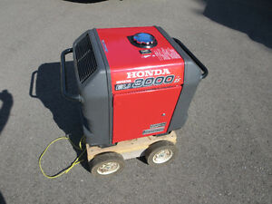 Honda 3000 EU IS Generator