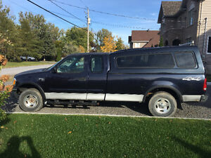 2000 Ford F-150 Fourgonnette, fourgon