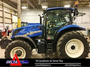 2015 New Holland T6.175 MFD Cab Tractor