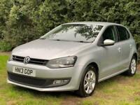 Volkswagen Polo 1.4 Match Edition DSG 5dr Auto Hatchback Petrol Automatic
