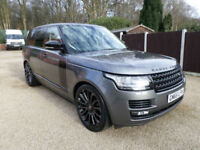 2015 Land Rover Range Rover Vogue SE, 4.4 TDV8 4X4 Automatic, Stealth, Keyless