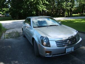 2005 Cadillac CTS 3.6L Sedan
