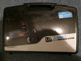 Wireless in ear system - LD systems MEI 1000 G2