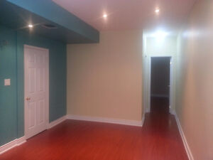 Basement apartment located at morningside and lawrence available