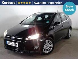 2013 FORD FOCUS 1.6 TDCi 115 Titanium 5dr Estate