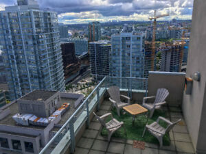 Room in Yaletown Penthouse Apartment